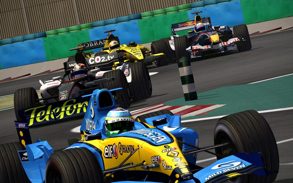Images - CTDP F1 2005 mod for rFactor - Mod DB
