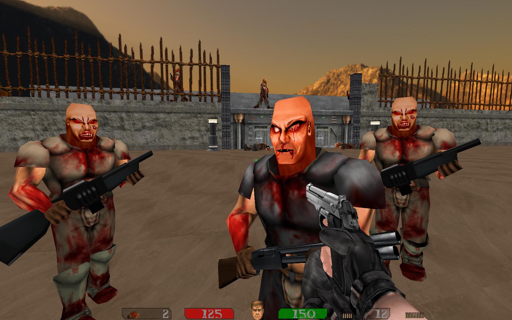 Doom 3d online sex mod hentay scene