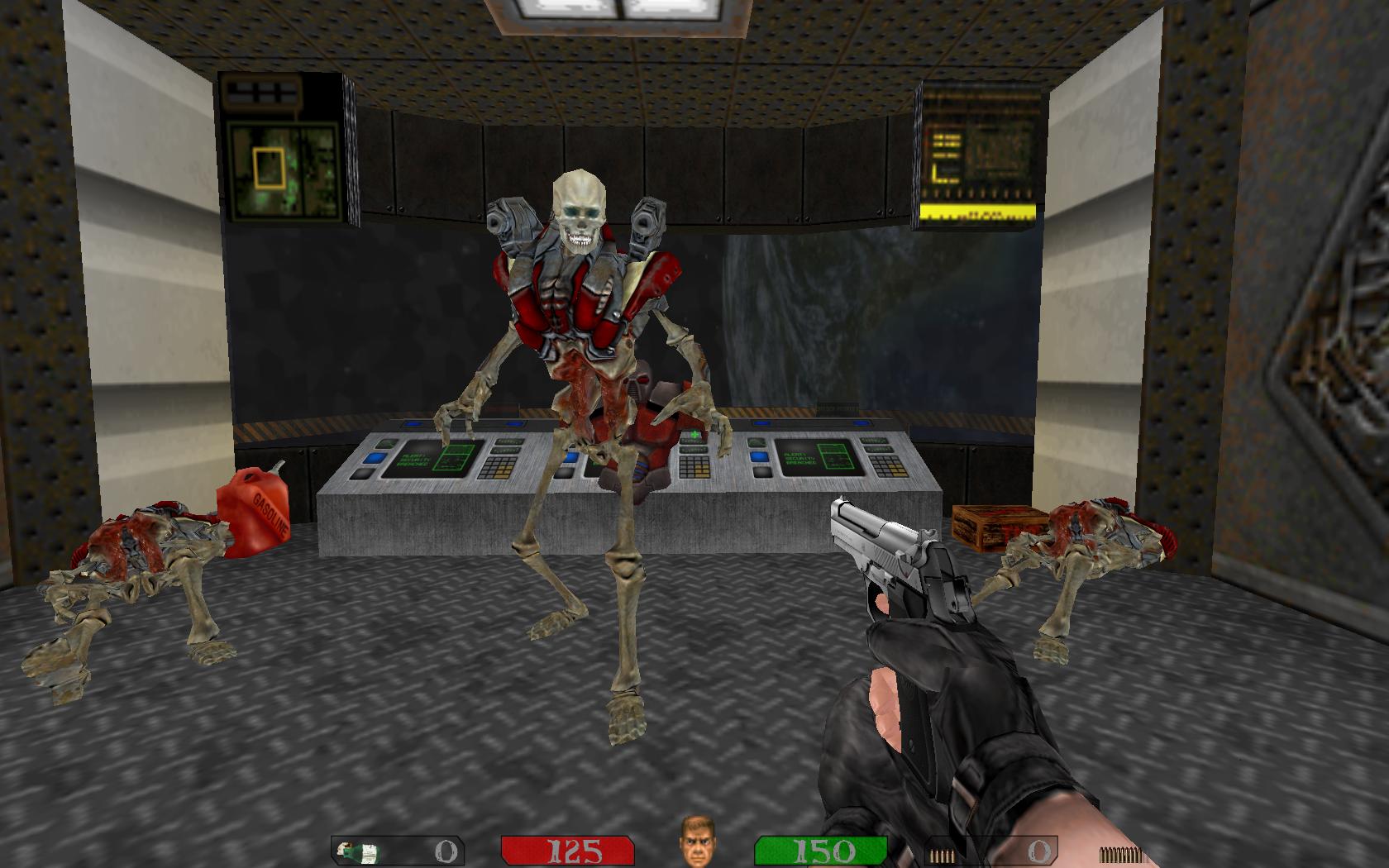 Doom 2 sex mod sexy pics