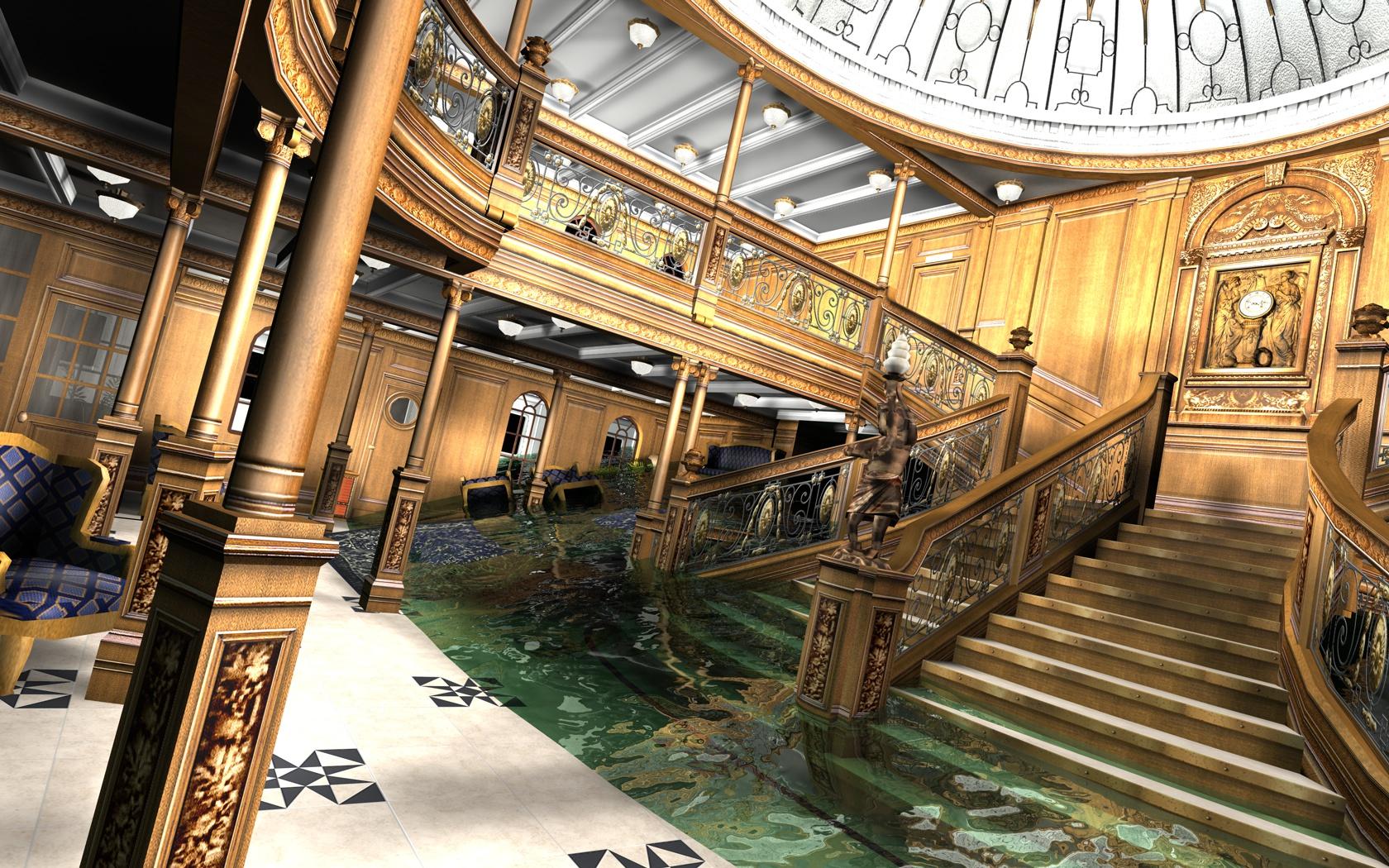 Renders Of Sinking Gsc Image Mafia Titanic Mod For Mafia