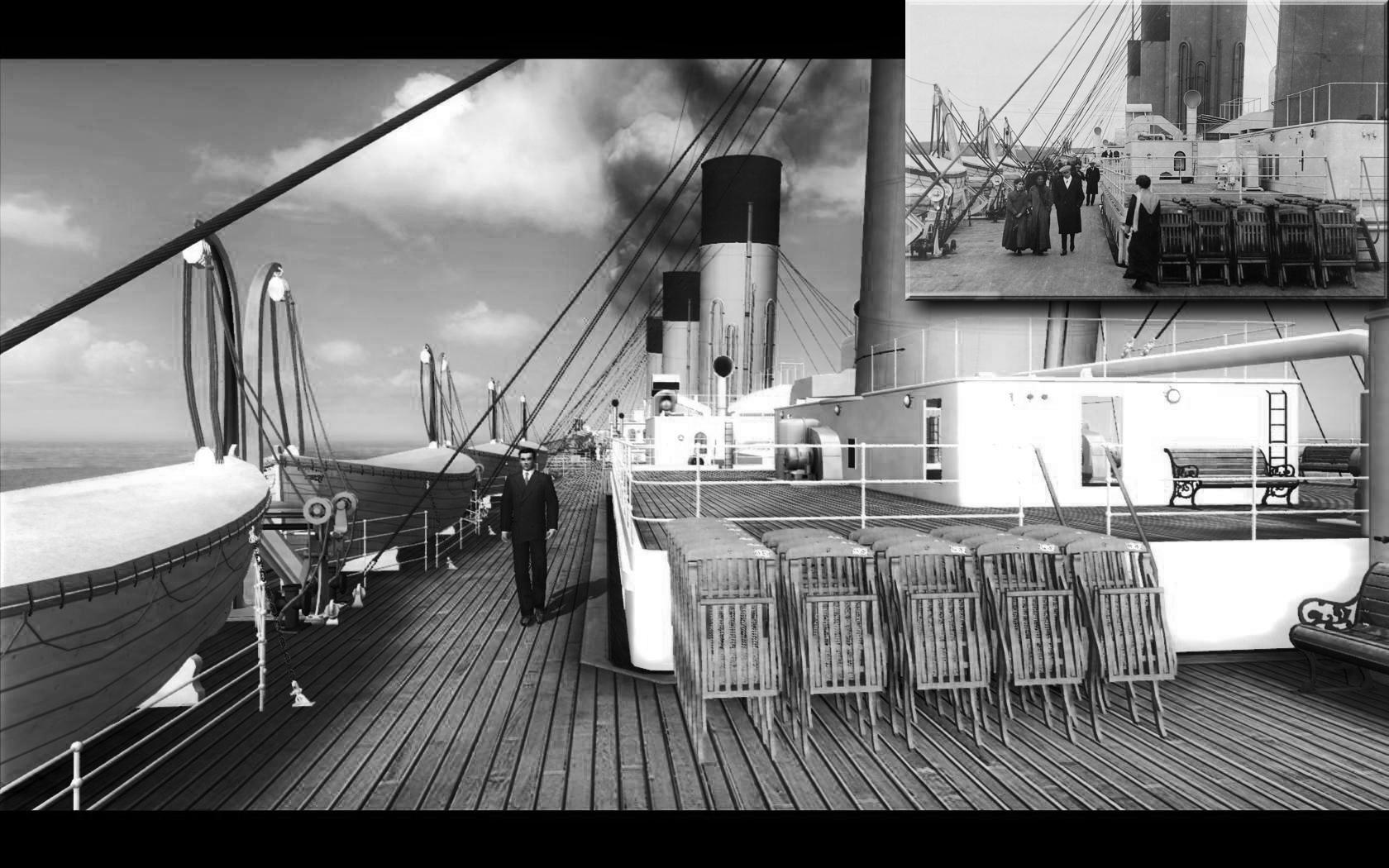 Adding deckchairs image - Mafia Titanic Mod for Mafia: The ...