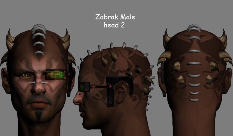 Zabrak Models image - ...