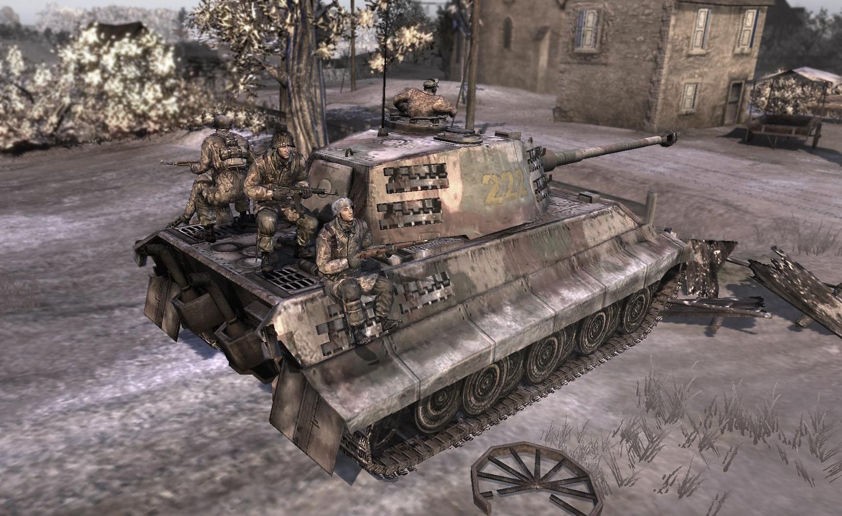 Battle of the bulge mod download
