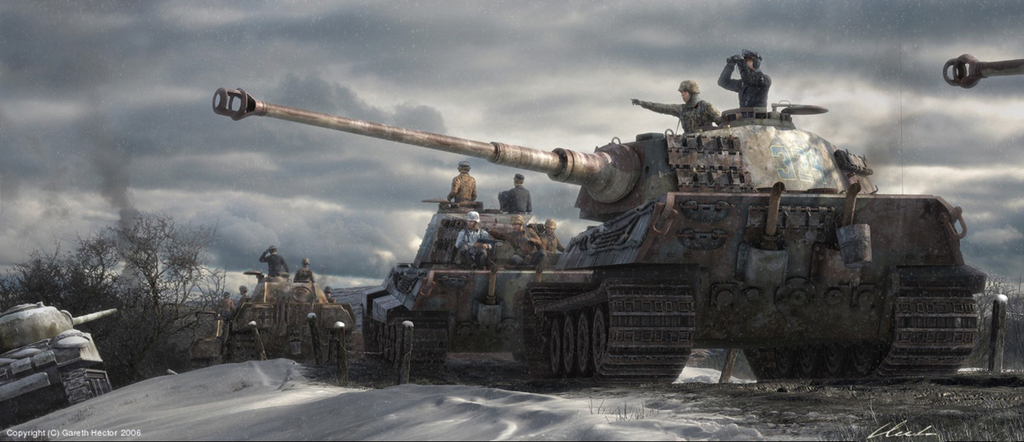 Battle Of The Bulge Mod For Company Of Heroes Opposing Fronts Mod Db