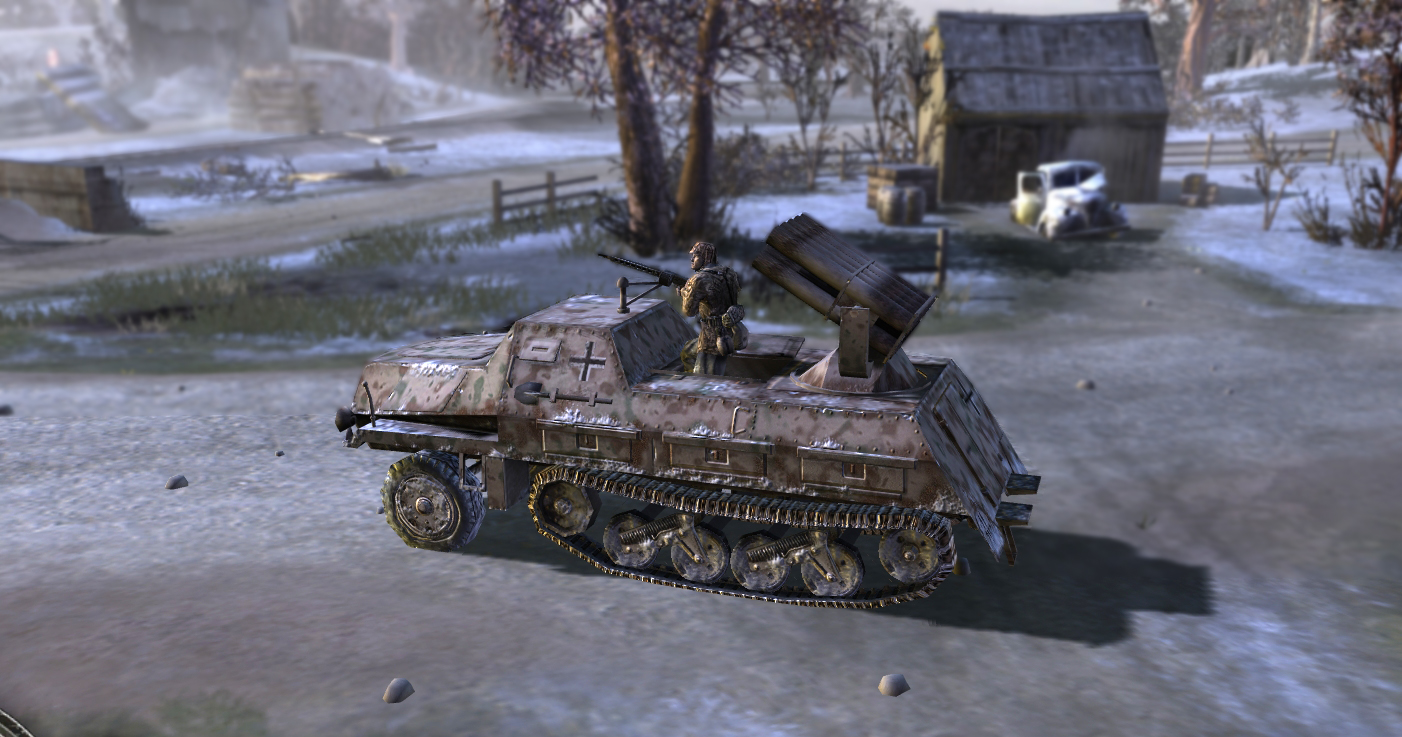 Company of Heroes: Eastern Front mod - Mod DB
