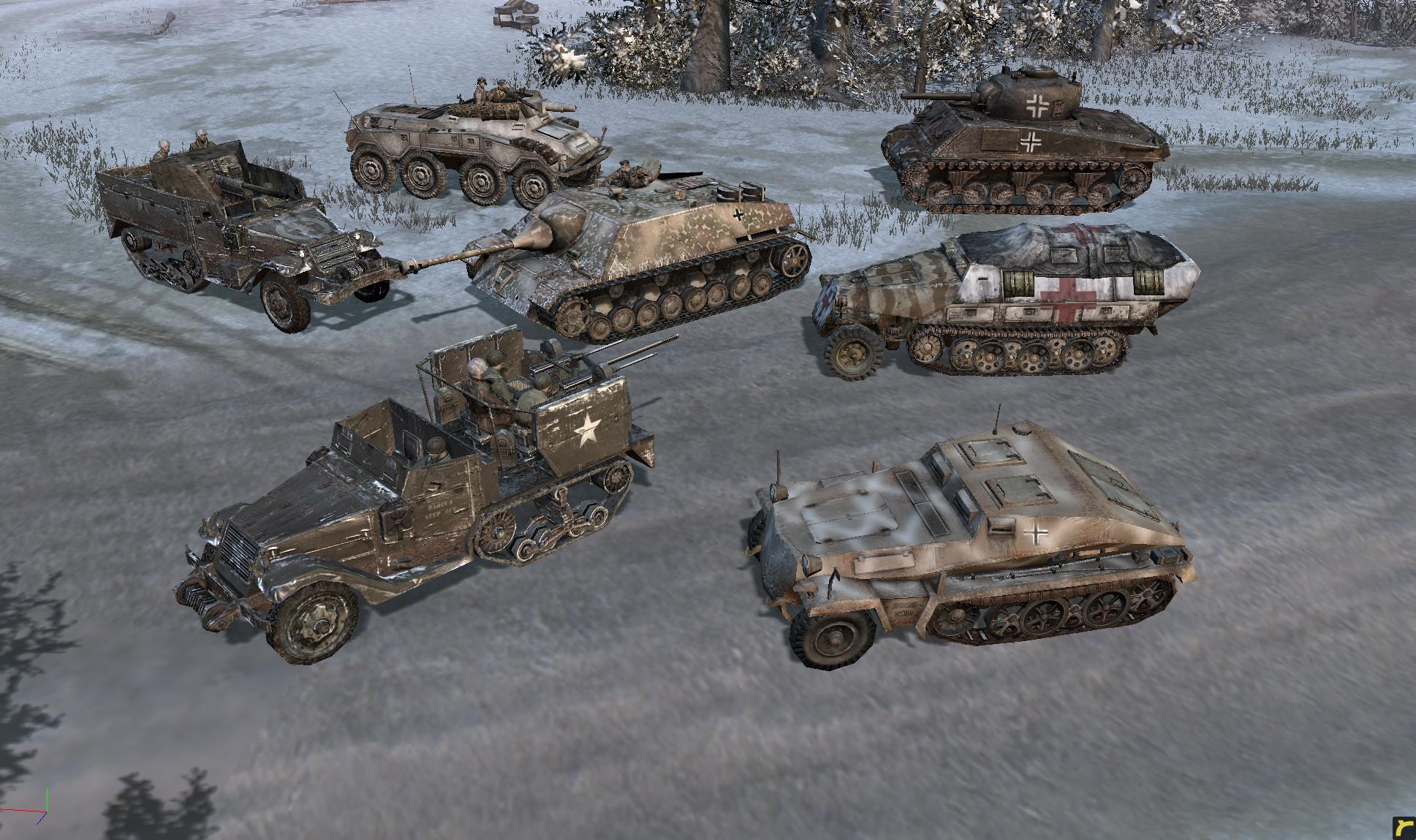 Wacht Am Rhein/Battle of The Bulge - Matrix Games