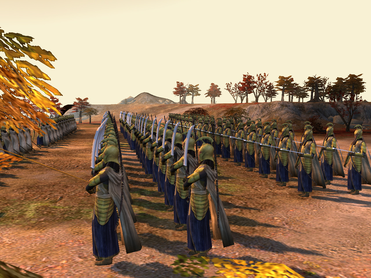 noldor warriors image
