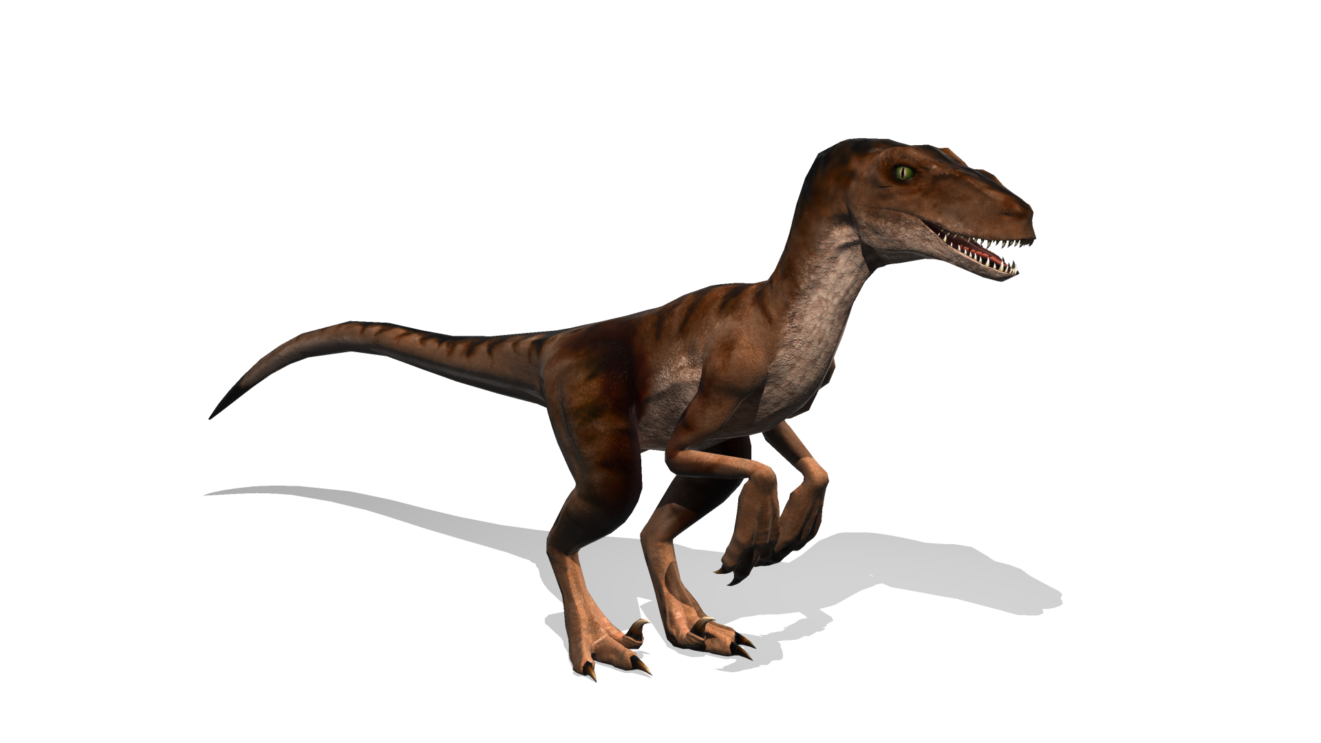 Raptor Render Image Jurassic Rage Iii Mod For Unreal