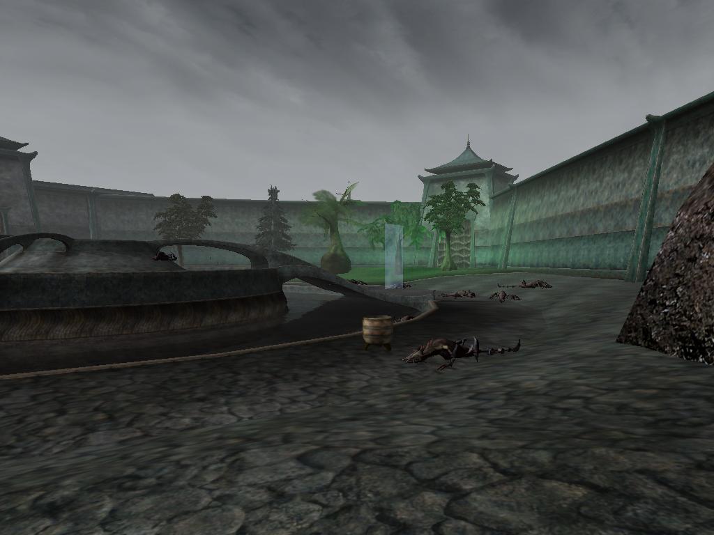 Desert Region mod for Elder Scrolls III: Morrowind - Mod DB