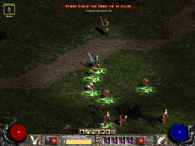Some are more prophetic than others. nezeramontias mod for diablo ii lord o