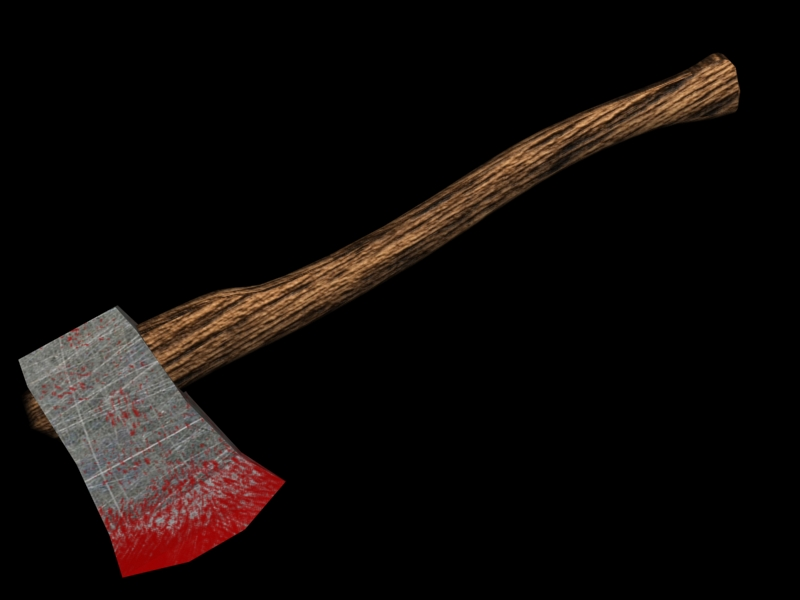 first 3d renders of a hatchet image ground zero mod for left 4