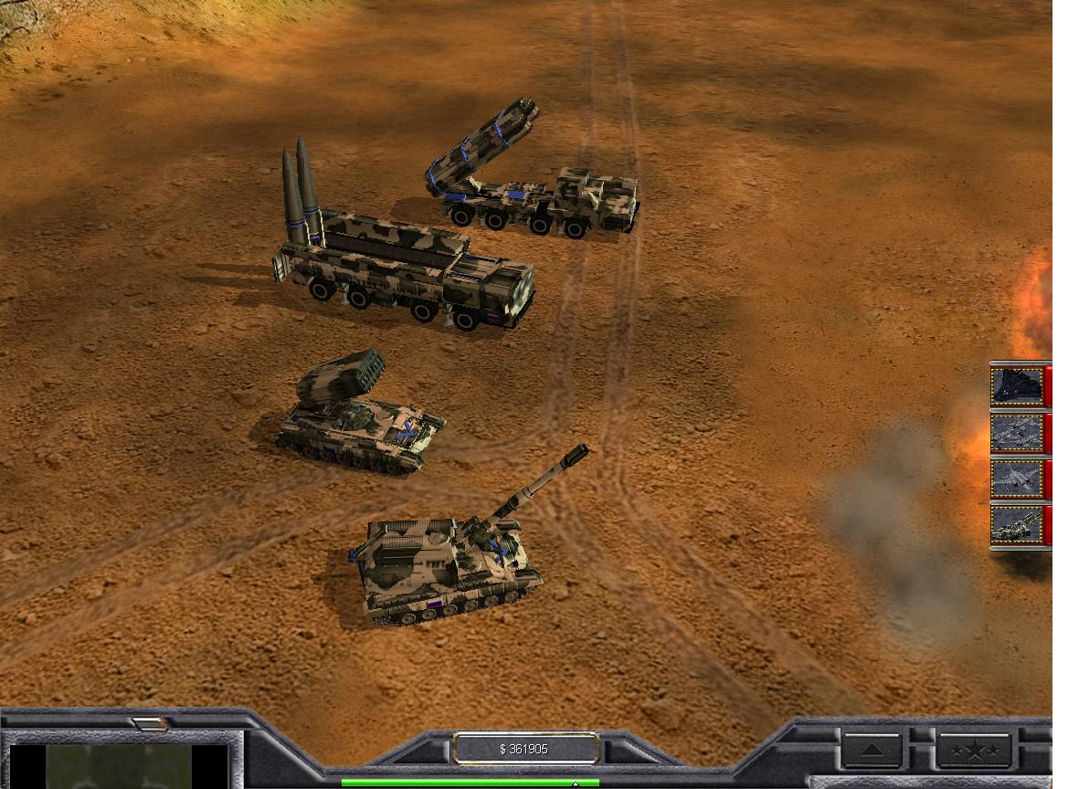The end of days mod for cc generals zero hour, ah 64 variants, image, screenshots, screens, picture, photo, render