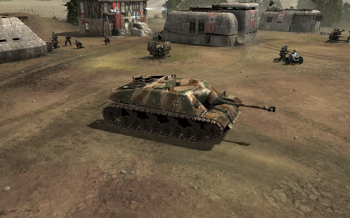 New reward unit: PE Jagdpanzer IV/L48 image - Blitzkrieg Mod for