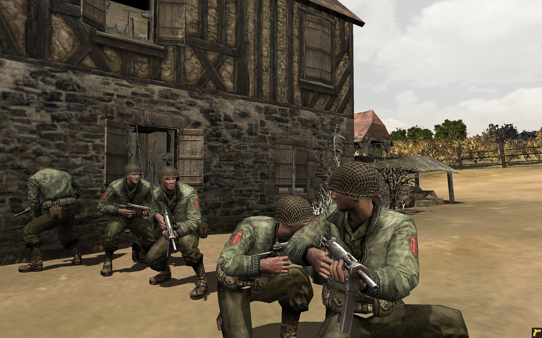 """Képtalálat a következőre: """"company of heroes blitzkrieg mod american airborne"""""""