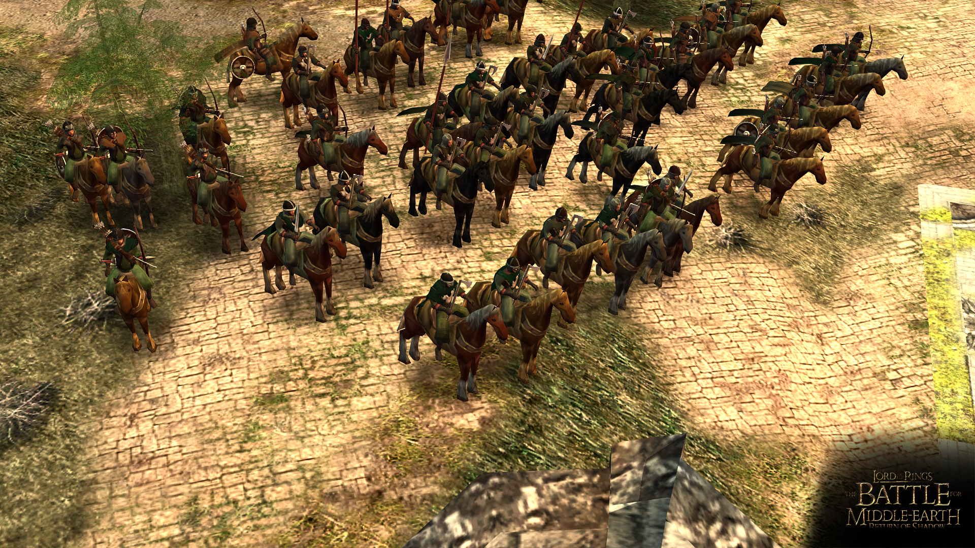 return of shadow mod for battle for middle earth mod dbIs There A Repair Button In The Battle For Middle Earth #11