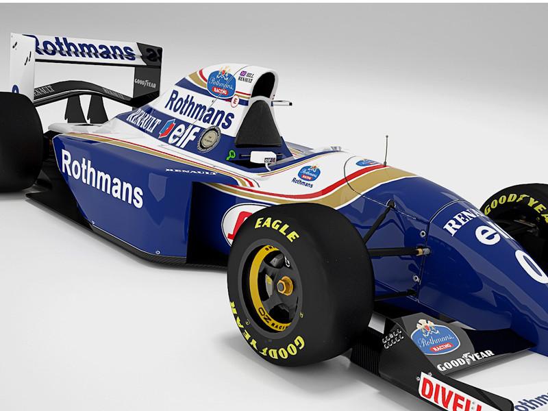 CTDP F1 1994 mod for rFactor - Mod DB