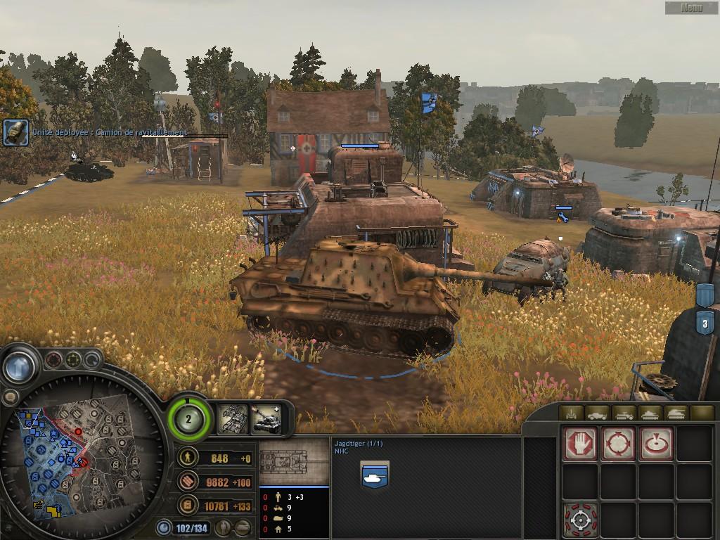 New Jagdtiger Skin Image Nhc Mod For Company Of Heroes Mod Db