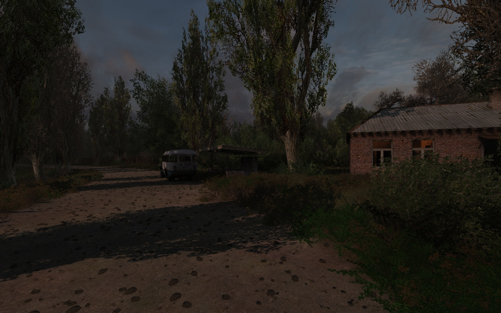 Stalker The Lost Alpha - by DezOwave ! 1.24