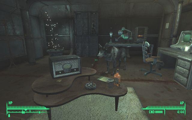 Princess rivet city house mod for fallout 3 mod db for Entrance to rivet city