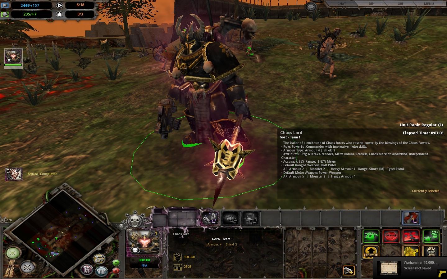 firestorm over kronus gameplay