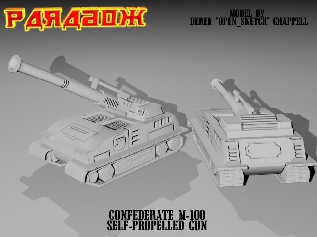 Confederate M-100