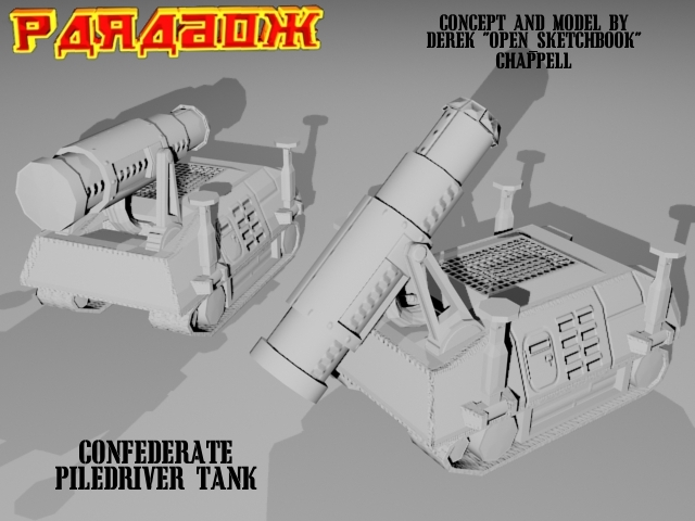 Piledriver Tank