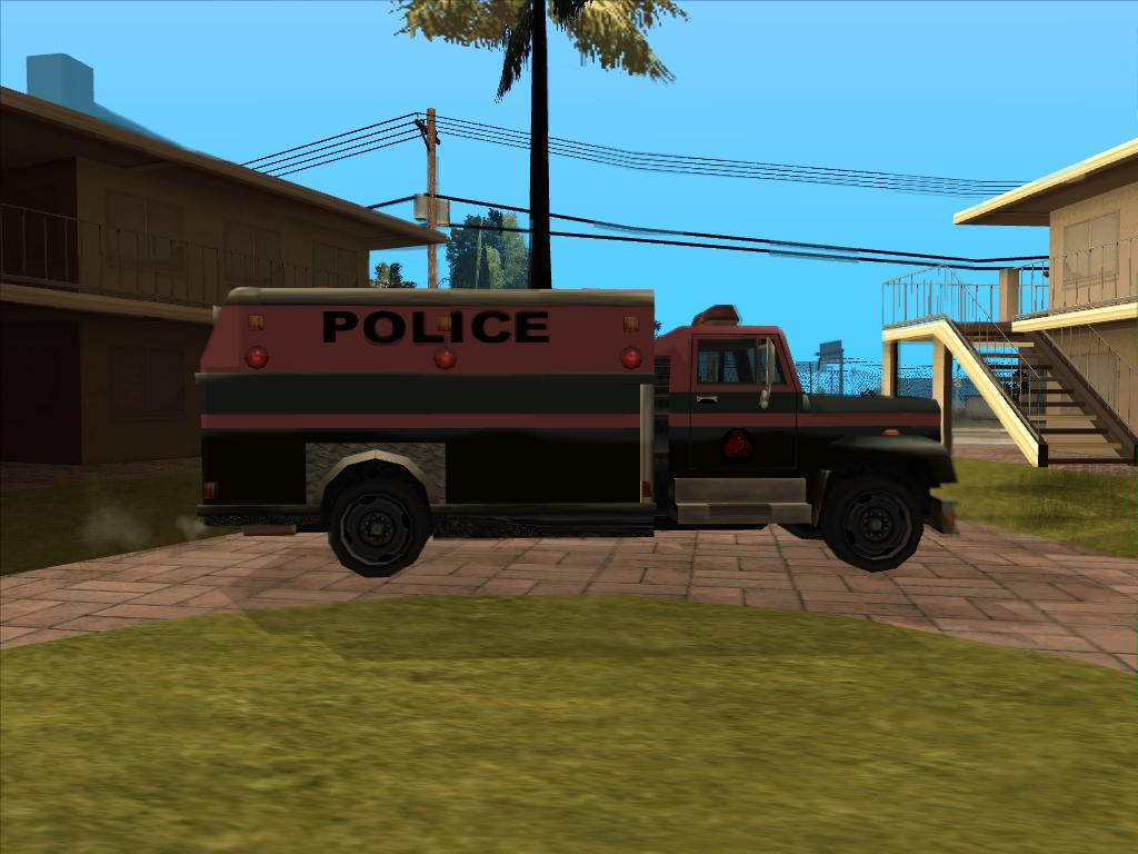 New police cars image - GTA: Tiberium Infection mod for ... Gta San Andreas Police Cars