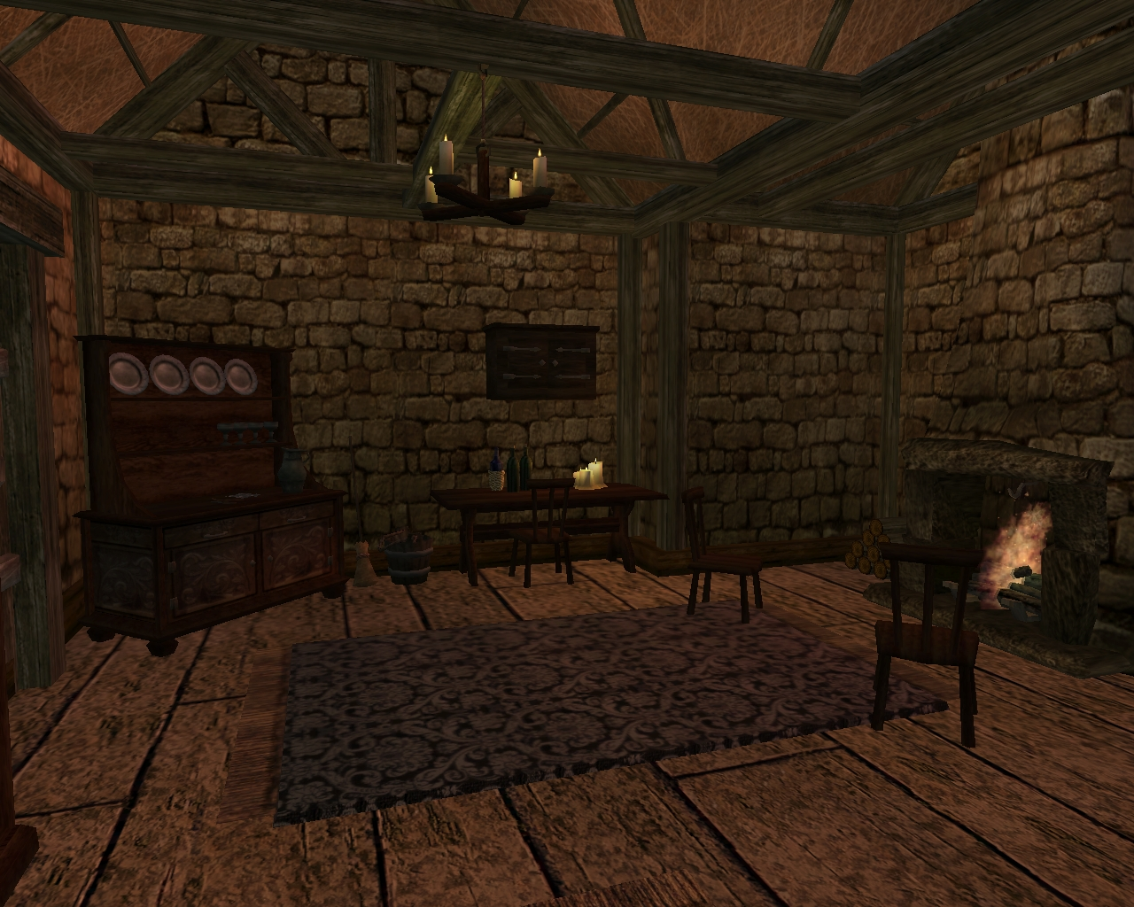 how to get a house in morrowind