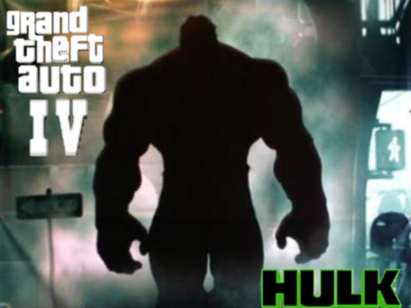 Hulk in Liberty City! mod for Grand Theft Auto IV - Mod DB