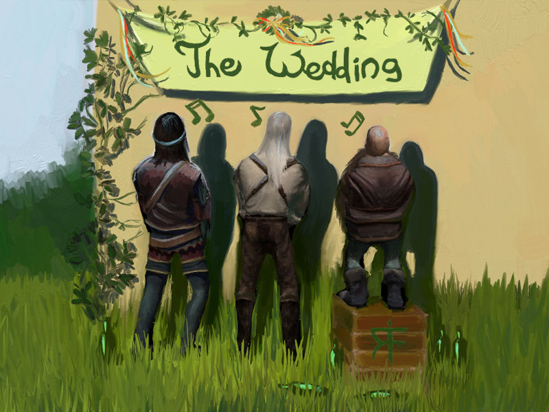 The Wedding Mod For The Witcher