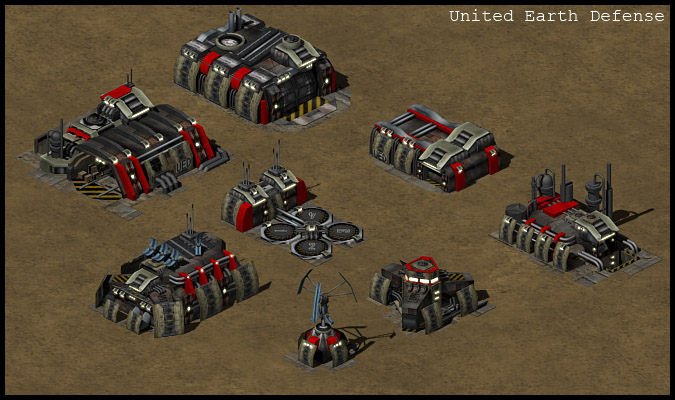 UED Facelift image - The Helios War: Defend the Homeland mod for ...