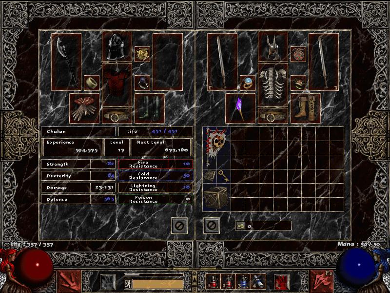 Diablo  Lod Smiter Build