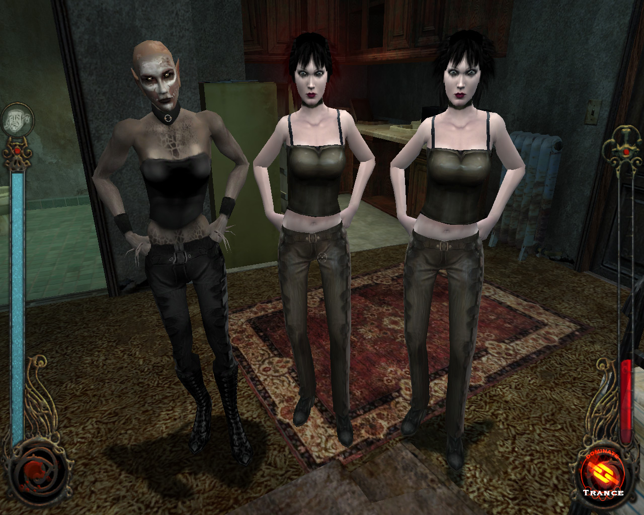 Vampire the masquerade sex mod sexual film