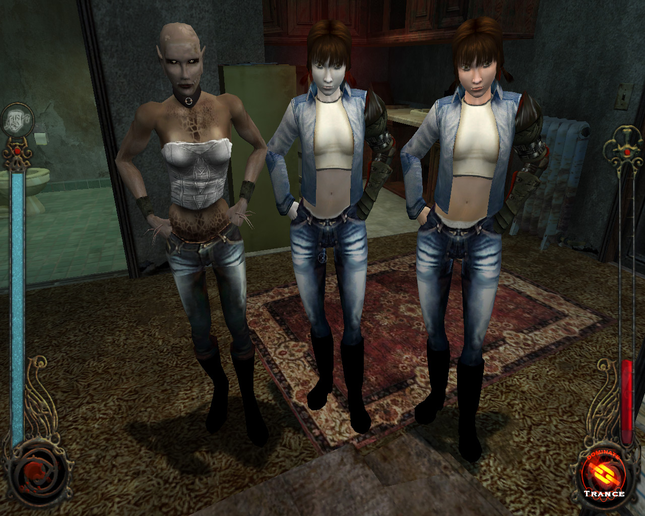 Vampire the masquerade sex mod pron download