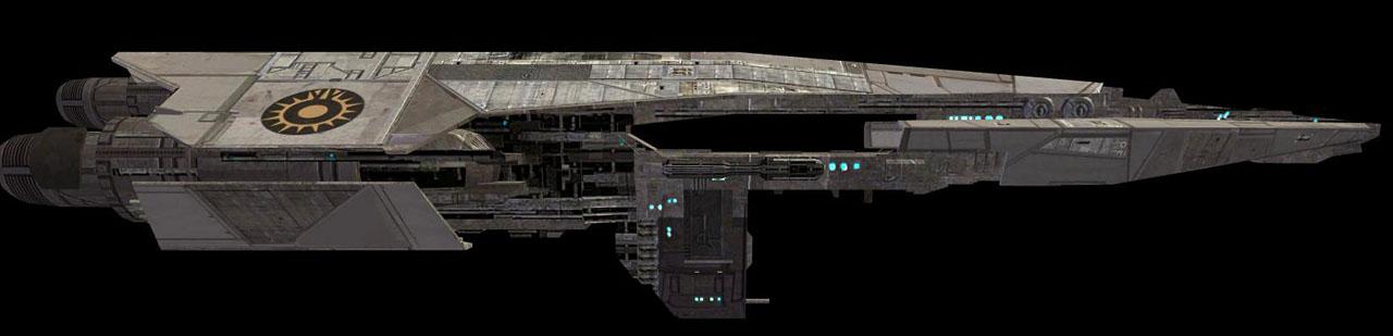 Star >> Photo Collection Star Wars Nebulon C
