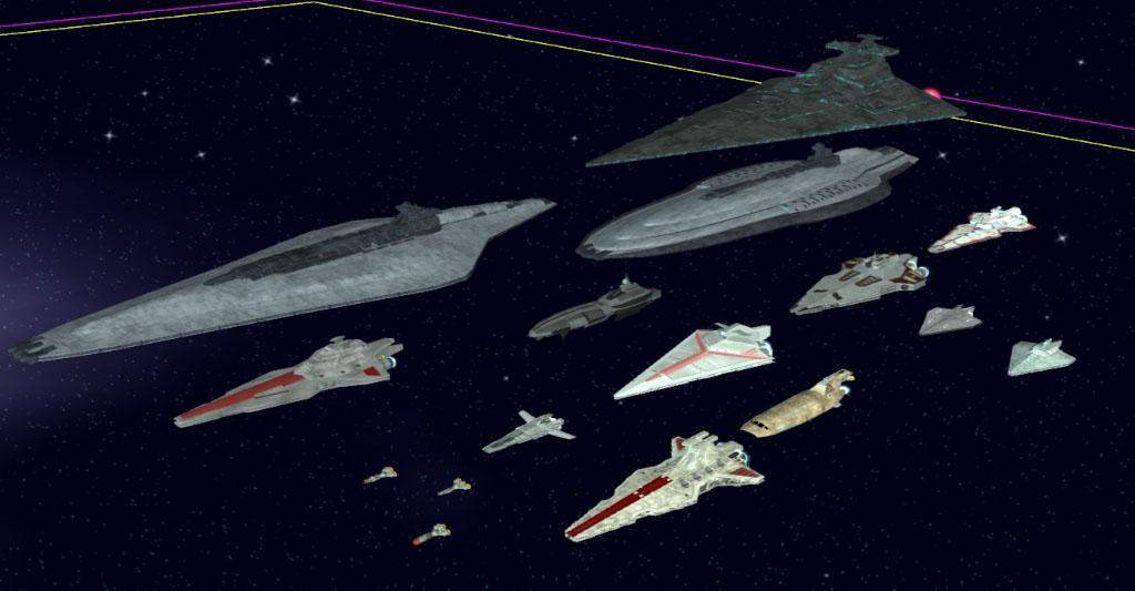 selzer blog star wars spaceships. Black Bedroom Furniture Sets. Home Design Ideas