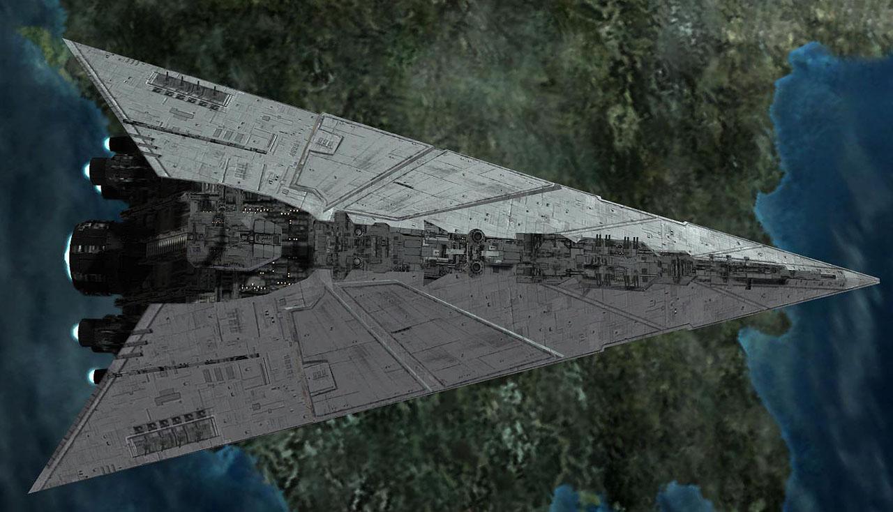Job Destroyer >> Pellaeon Star Destroyer image - Mod DB
