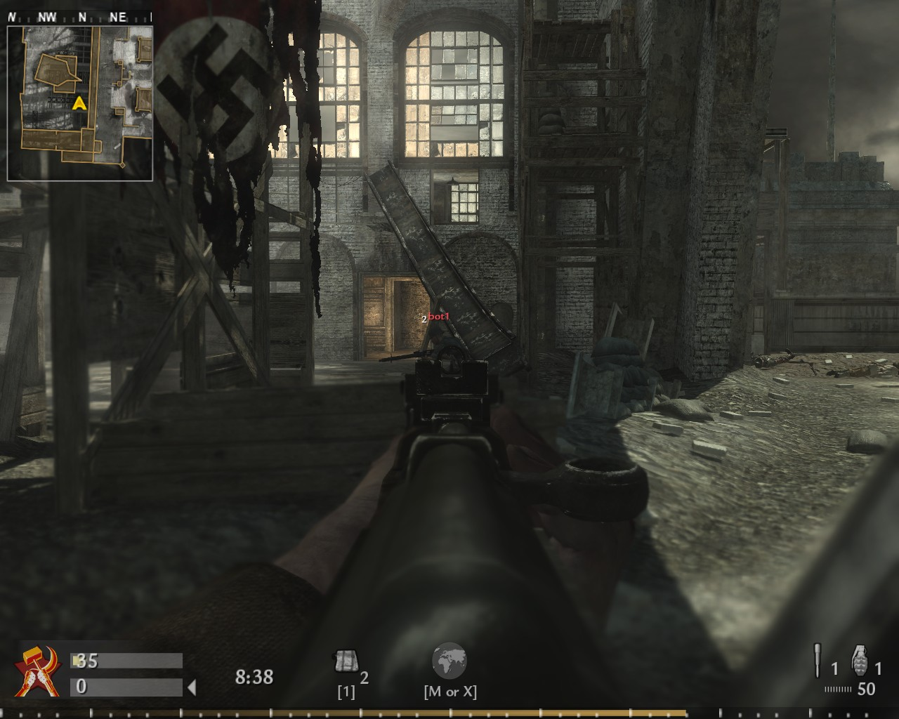 PeZBOT - Multiplayer Bots mod for Call of Duty 4: Modern