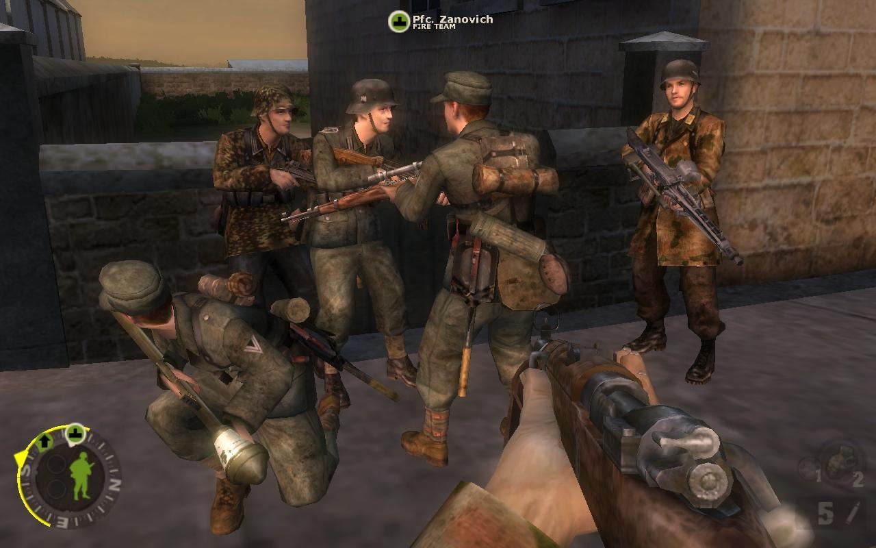bastards in arms: push into carentan image - mod db