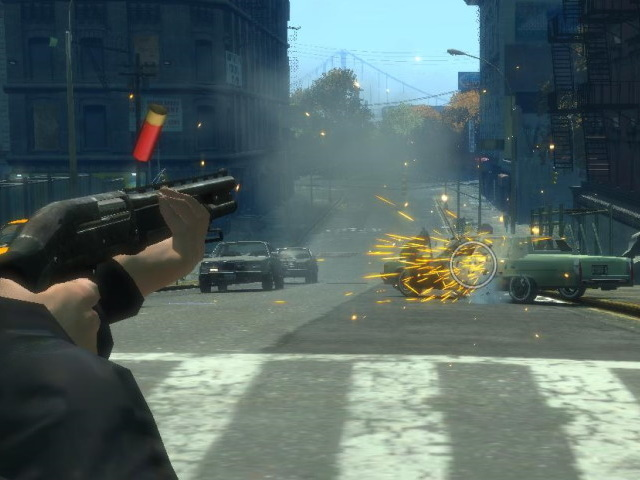 Weapon Realism Mod for Grand Theft Auto IV - Mod DB