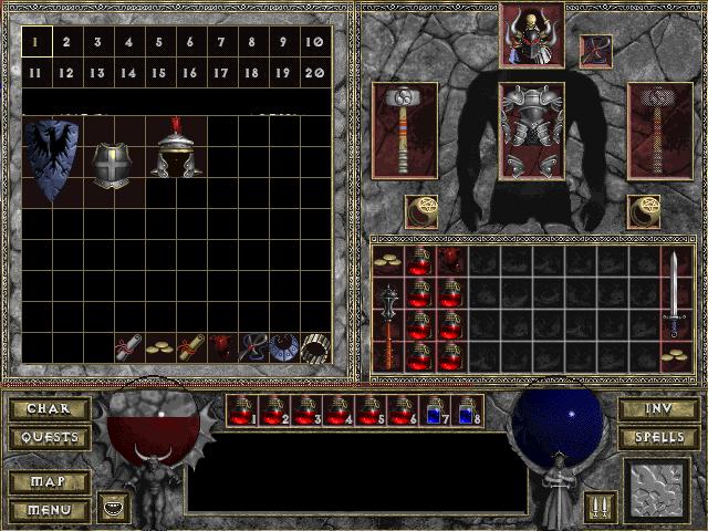 Stash Image Diablo The Awakening Mod For Diablo Mod Db