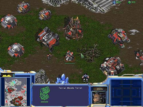 Моды для Starcraft 2