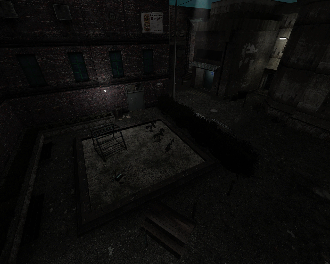 Playground image - Grey mod for Half-Life 2: Episode Two