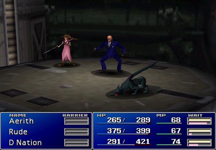 Images - FF7 PC Turks Mod for Final Fantasy VII - Mod DB