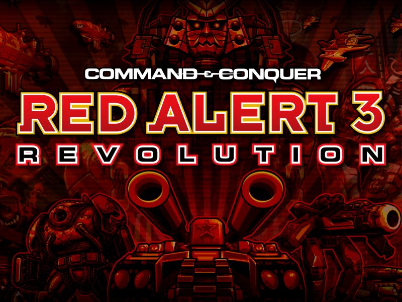 red alert 3 revolution mod mod db rh moddb com Red Alert 3 Wallpaper Red Alert 4