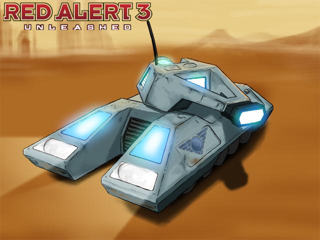 FutureTech: Mounted Spec Turret