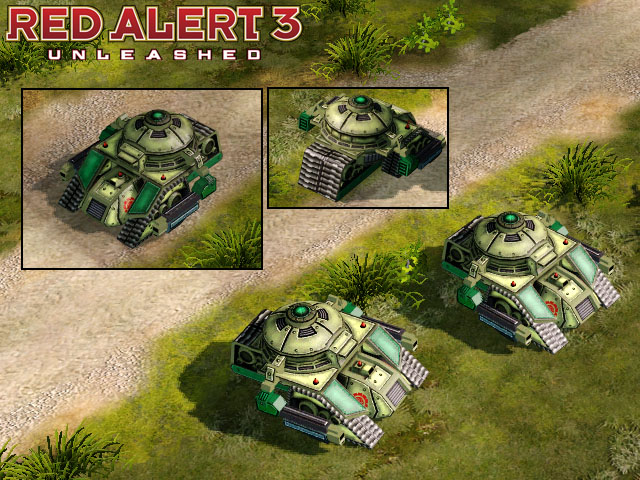 моды для Red Alert 3 Uprising скачать - фото 7