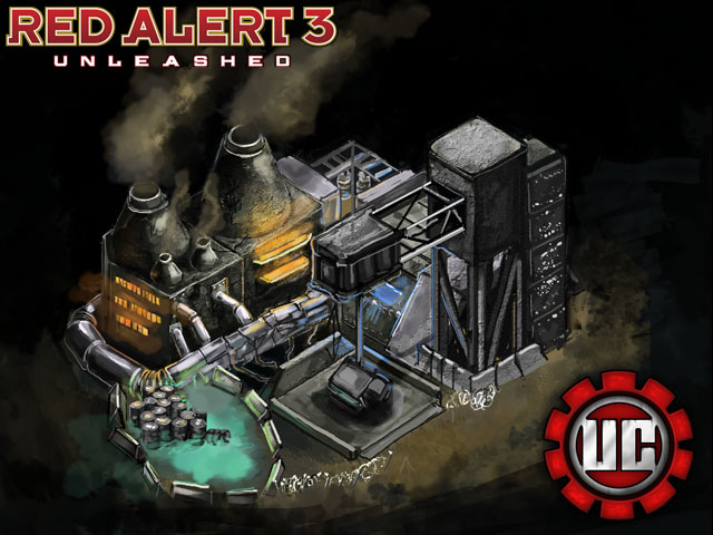 United Coalition: Refinery