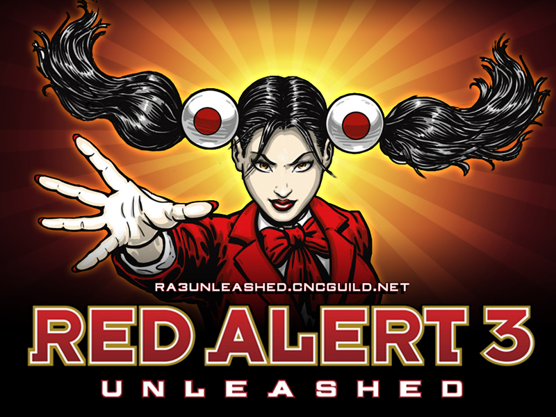 Red Alert 3 Unleashed