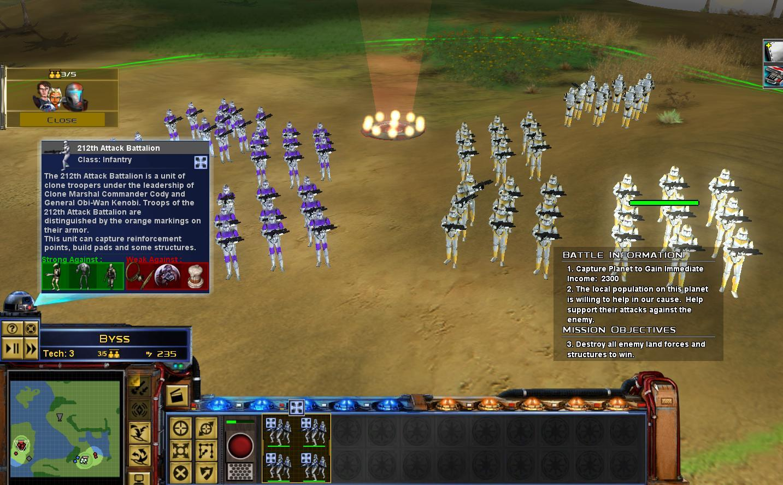 Star Wars Empire At War Mods Clone Wars 38